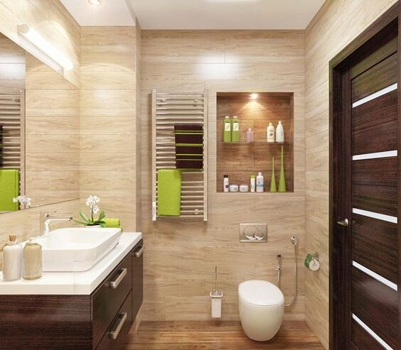 Baño-de-Travertino-beige-a-la-veta